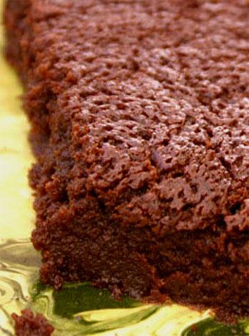 Gateau chocolat moelleux